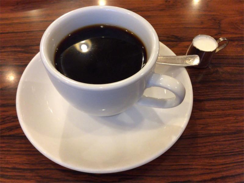 『コンパル大須本店』コーヒー